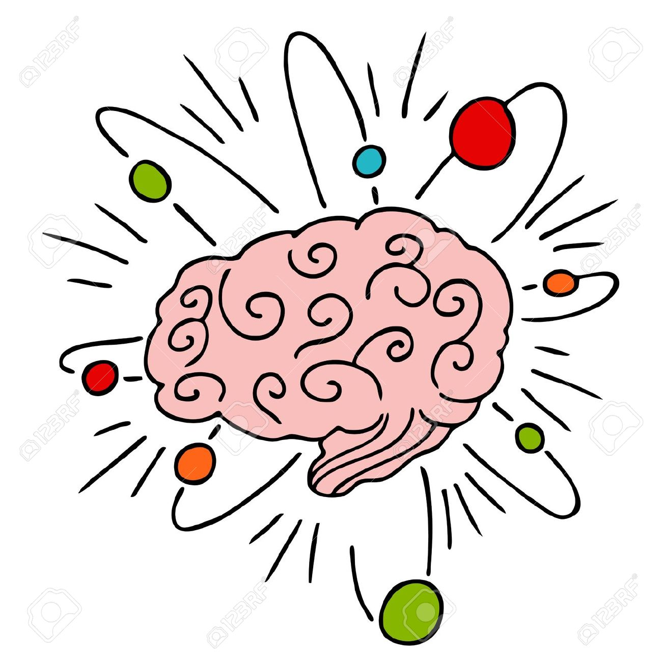 1300x1300 An Image Of A Human Brain Tomic Powers Free