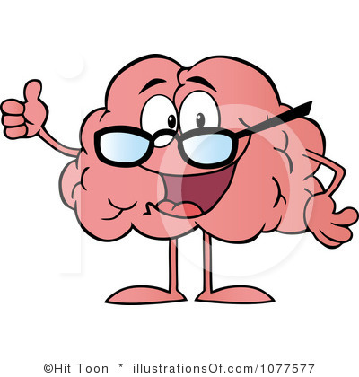 400x420 Displaying Free Brain Clipart Clipartmonk