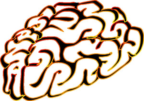 600x424 Brain Clip Art
