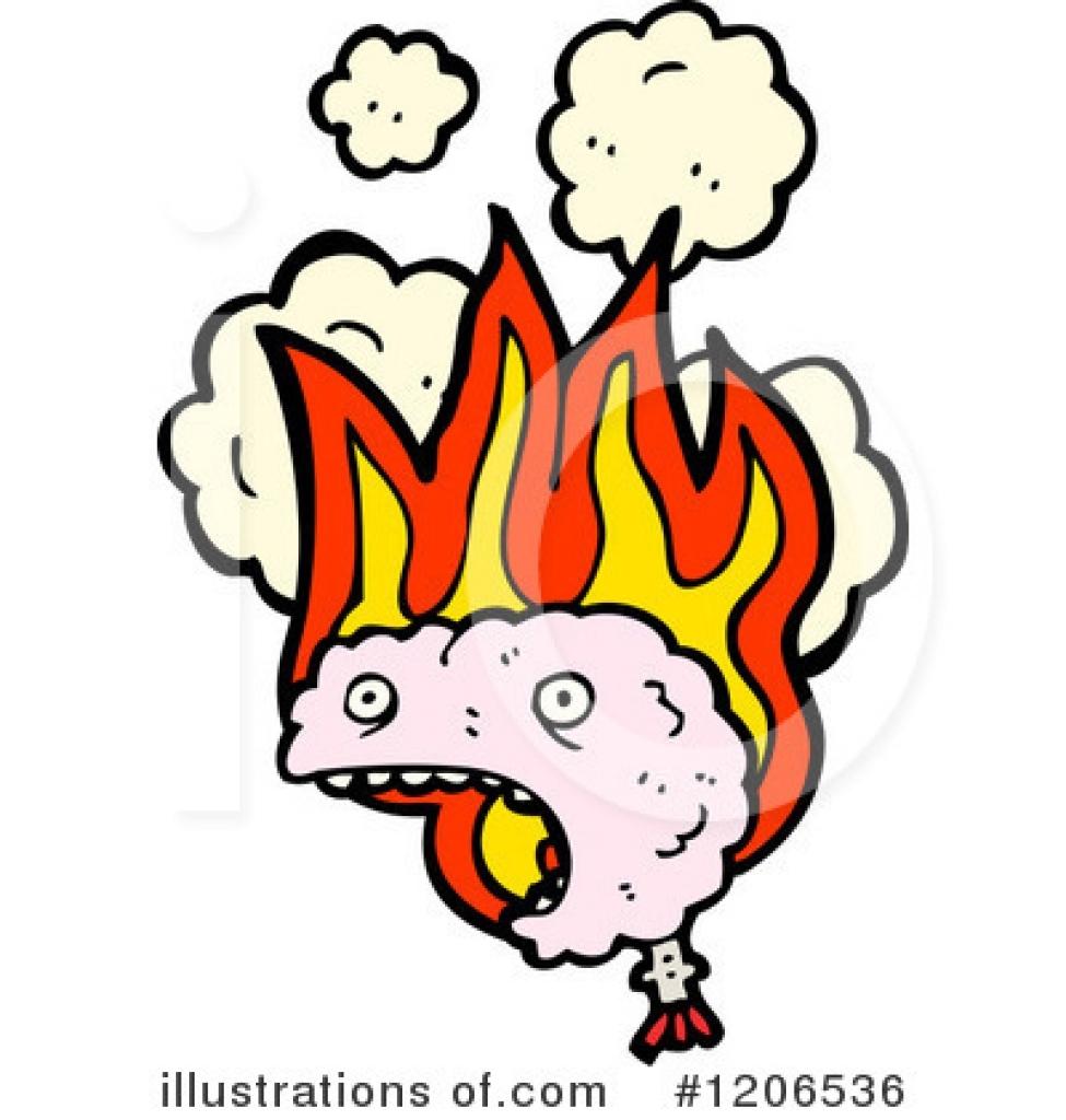 975x1024 Brain On Fire Clipart Brain On Fire Clipart Burning Brain Clipart