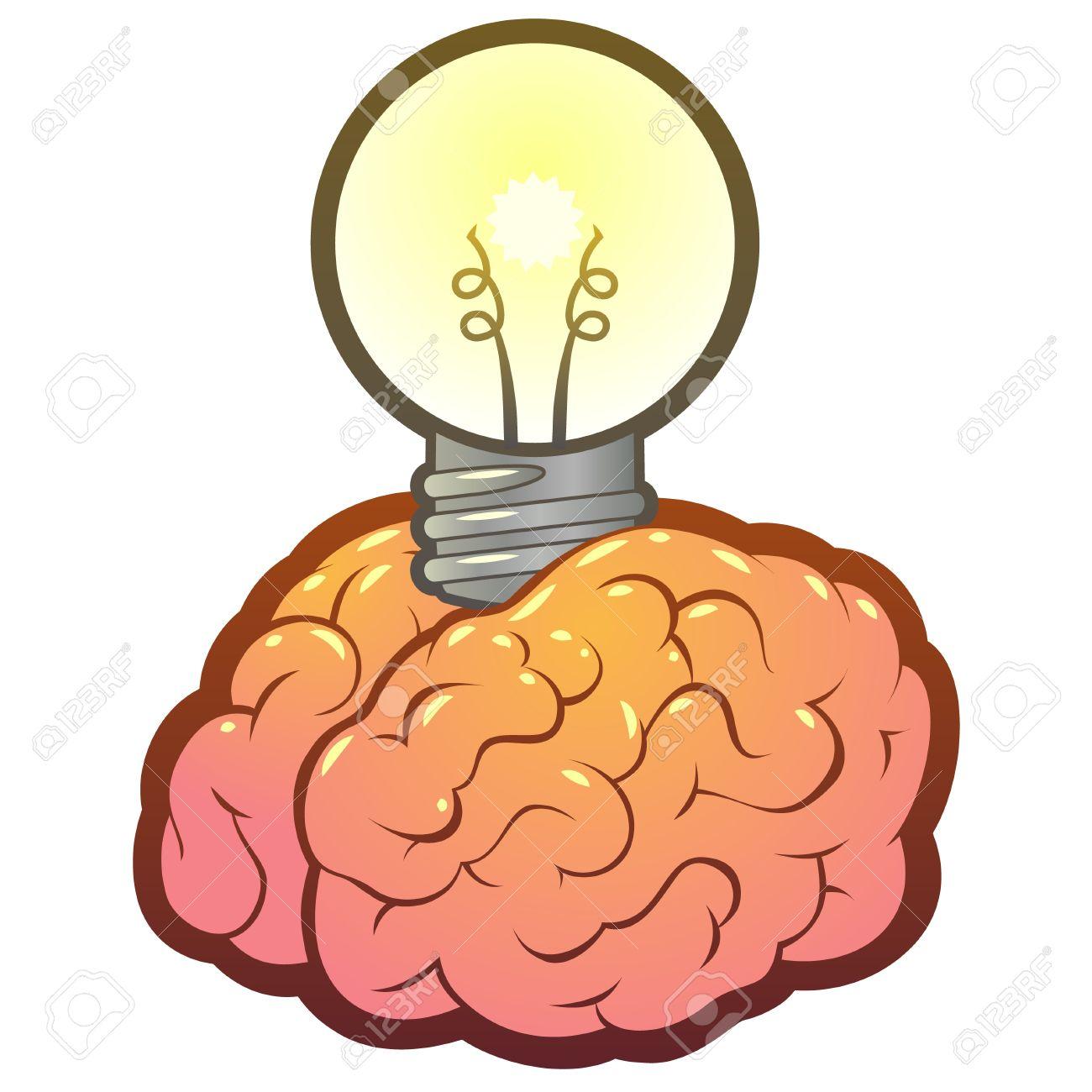 1300x1300 Brain Clipart Average
