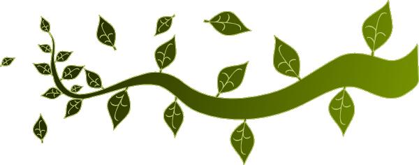 600x236 Tree Branch Clip Art
