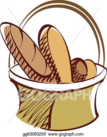 369x470 Bread Clipart Oval