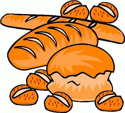 490x442 Cereal Bread Clip Art And Breads