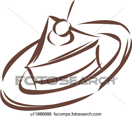 450x399 Clip Art Of Dessert, Food, Snack, Cuisine, Cake, Bakery, Bread