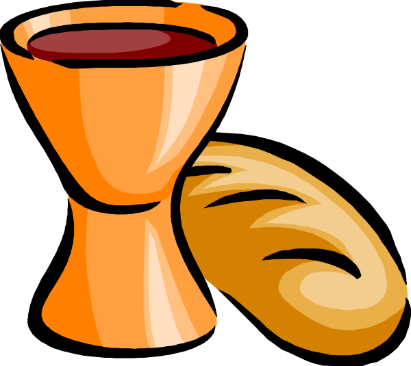 600x535 Holy Bread Clip Art Cliparts