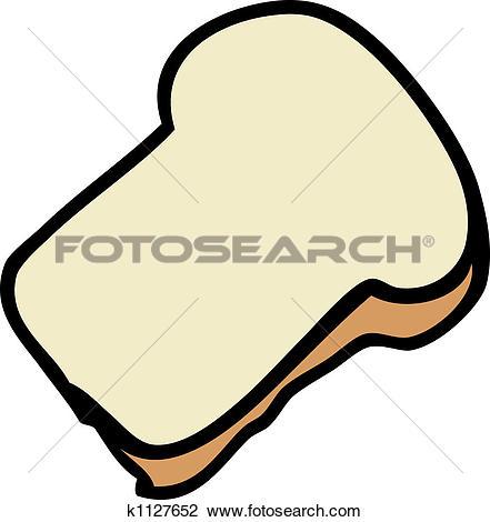 441x470 Bread Clipart Vector