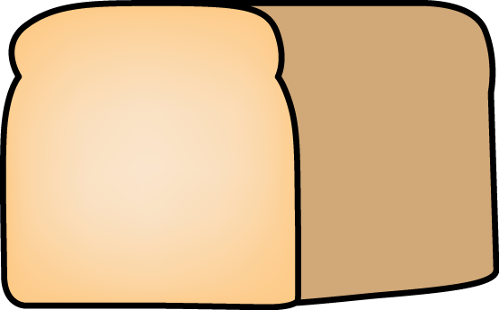 555x345 Loaf Of Bread Clip Art