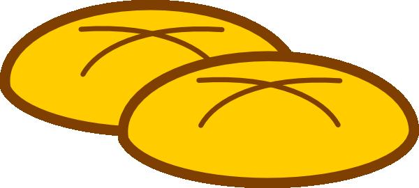 600x270 Bread Clip Art