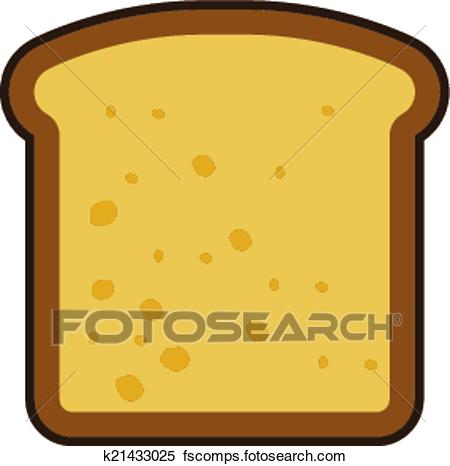 450x466 Clipart Of Sliced Bread Icon K21433025