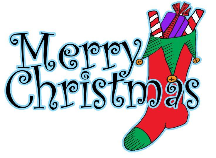 736x540 Merry Christmas Clipart Christmas Break