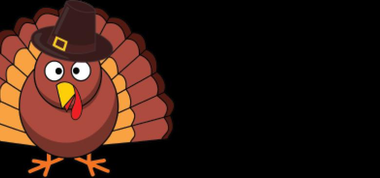 780x366 Turkey Clipart Thanksgiving Break