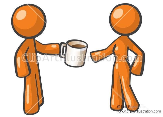 650x468 Coffee Break Clipart