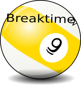 282x299 Breaktime Logo Clip Art