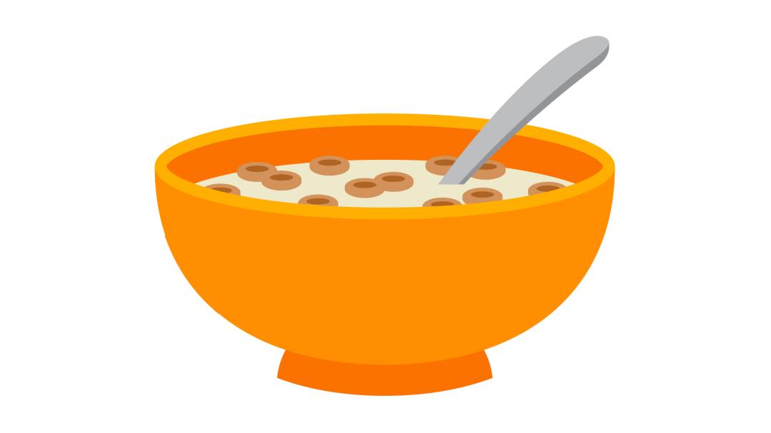 1079x607 Breakfast Clipart Porridge Bowl