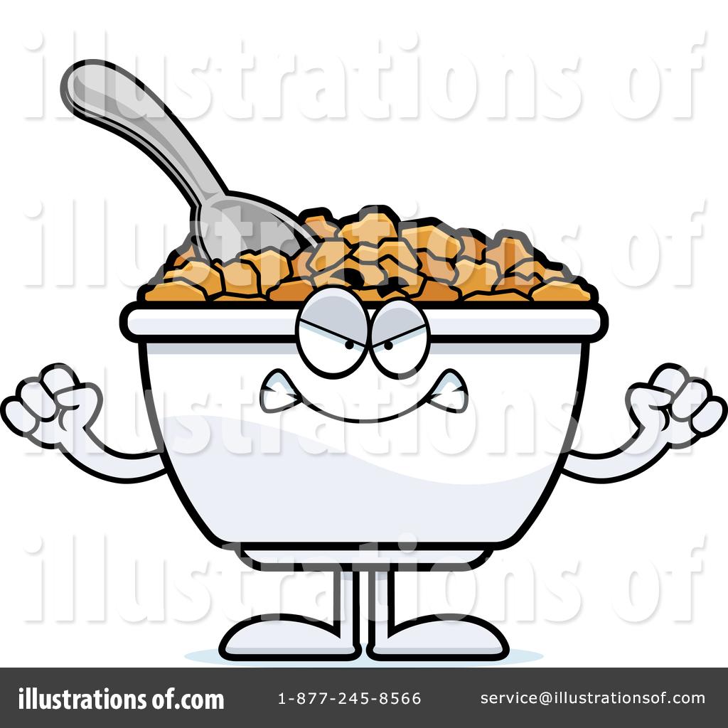 1024x1024 Cereal Mascot Clipart