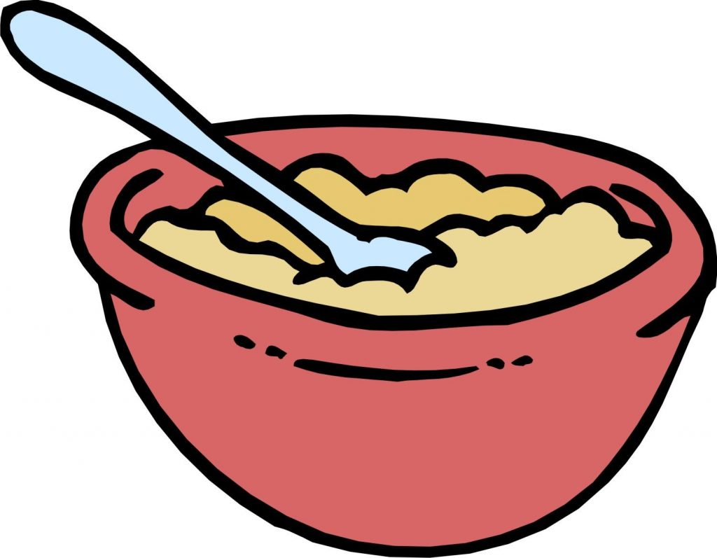 1024x797 Cereal Clipart Bowl Spoon