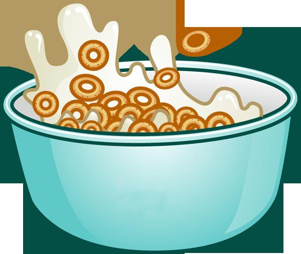 600x507 Clip Art Of Breakfast Foods Eat Breakfast, Clip Art And Cereal
