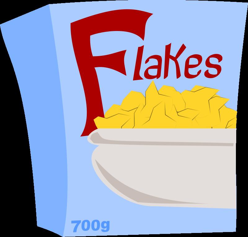 800x765 Free Breakfast Cereals Clip Art