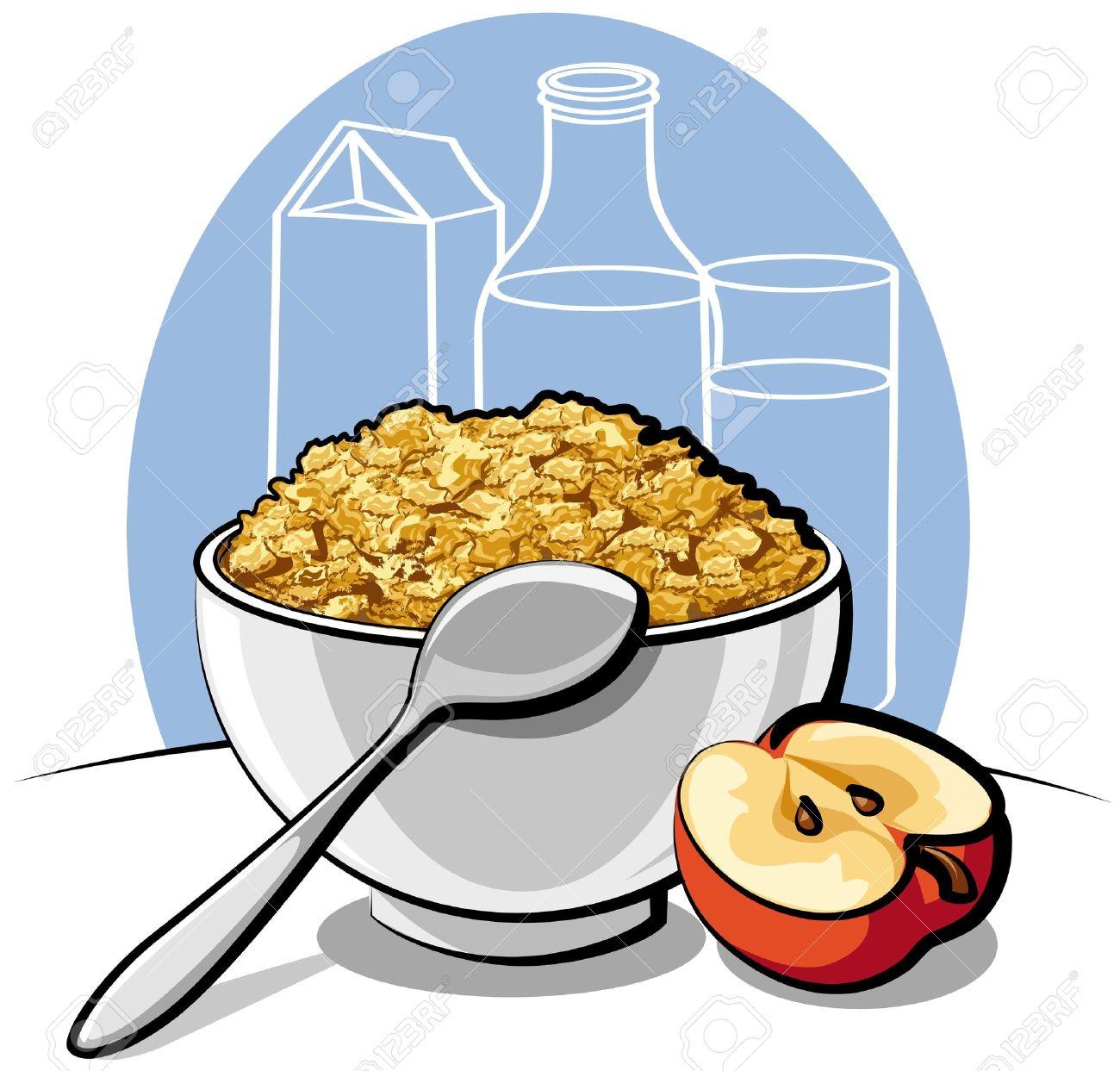 1300x1243 Oat Clipart Breakfast Cereal