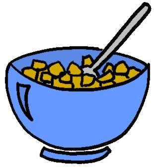 310x338 Porridge Clipart Cartoon