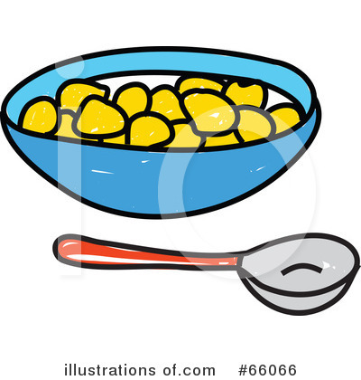 400x420 Breakfast Cereal Clipart
