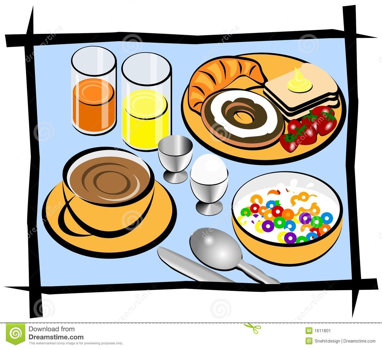 1300x1188 Breakfast Clip Art