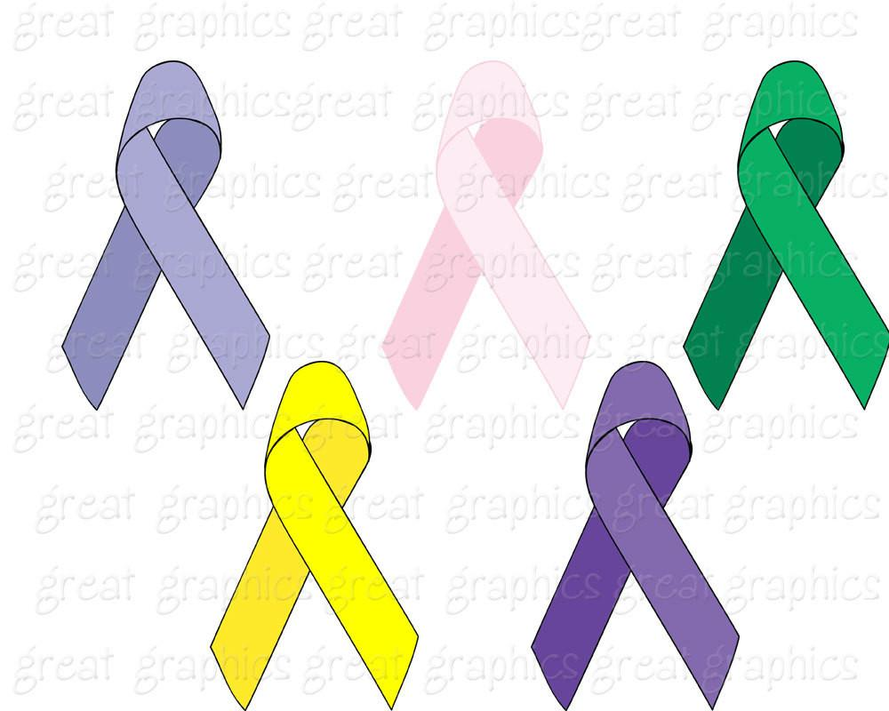 1000x800 Cancer Ribbon Clip Art Ribbon Clip Art Breast Cancer Ribbon Cancer