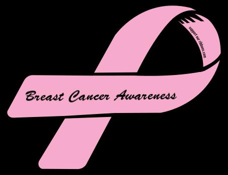 455x350 Custom Ribbon Breast Cancer Awareness