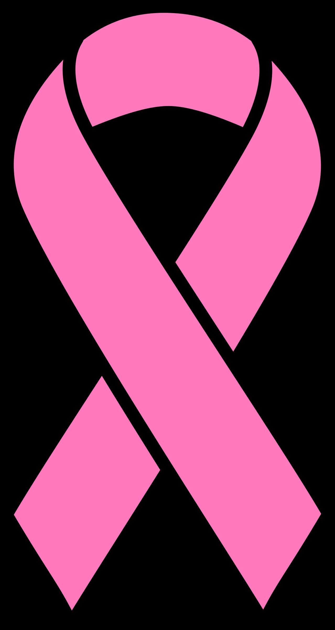 1278x2400 Homey Design Pink Ribbon Clip Art Breast Cancer Awareness At Clker