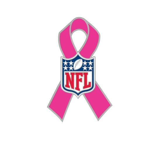 500x500 Nfl Breast Cancer Awareness Month October Logo Bca Pink Ribbon