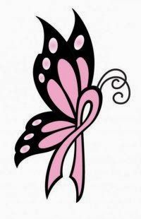 200x310 Cancer Awareness Ribbon Clip Art Breast Cancer Awareness Ribbon