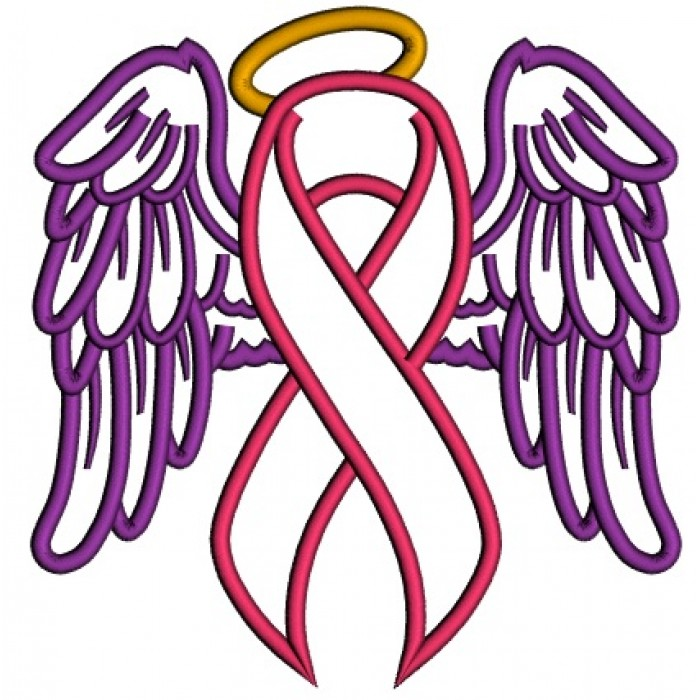 700x700 Breast Cancer Ribbon With Wings Clipart 47, Breast Cancer