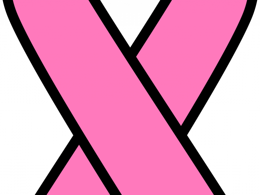 1024x768 Cancer Ribbons Clip Art