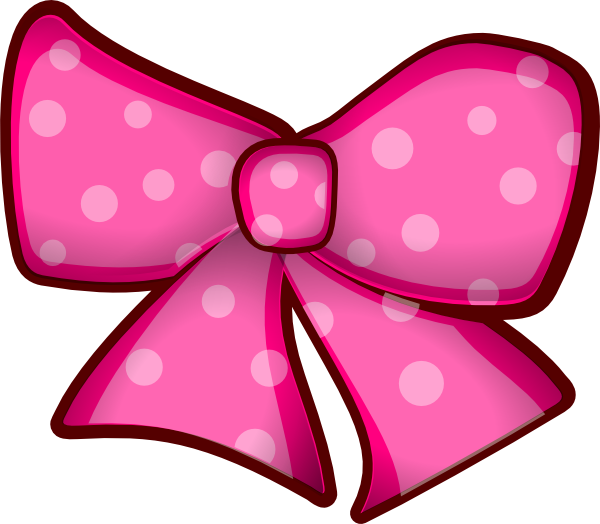 600x524 Pink Ribbon Breast Cancer Clip Art Outline