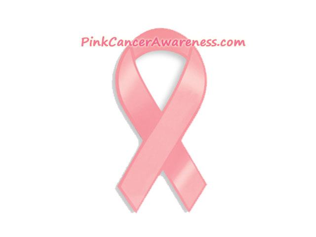 640x480 Pink Ribbon Breast Cancer Logo Symbol Awareness Magnet 1piece [Bca