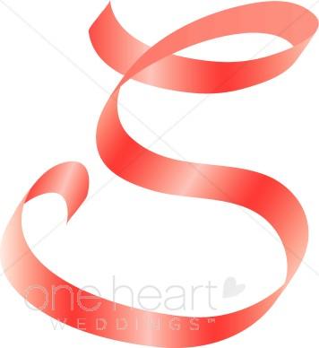 356x388 Letter S Clipart Pink Ribbon Alphabet