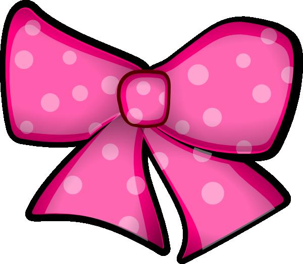 600x524 Pink Ribbon Clipart