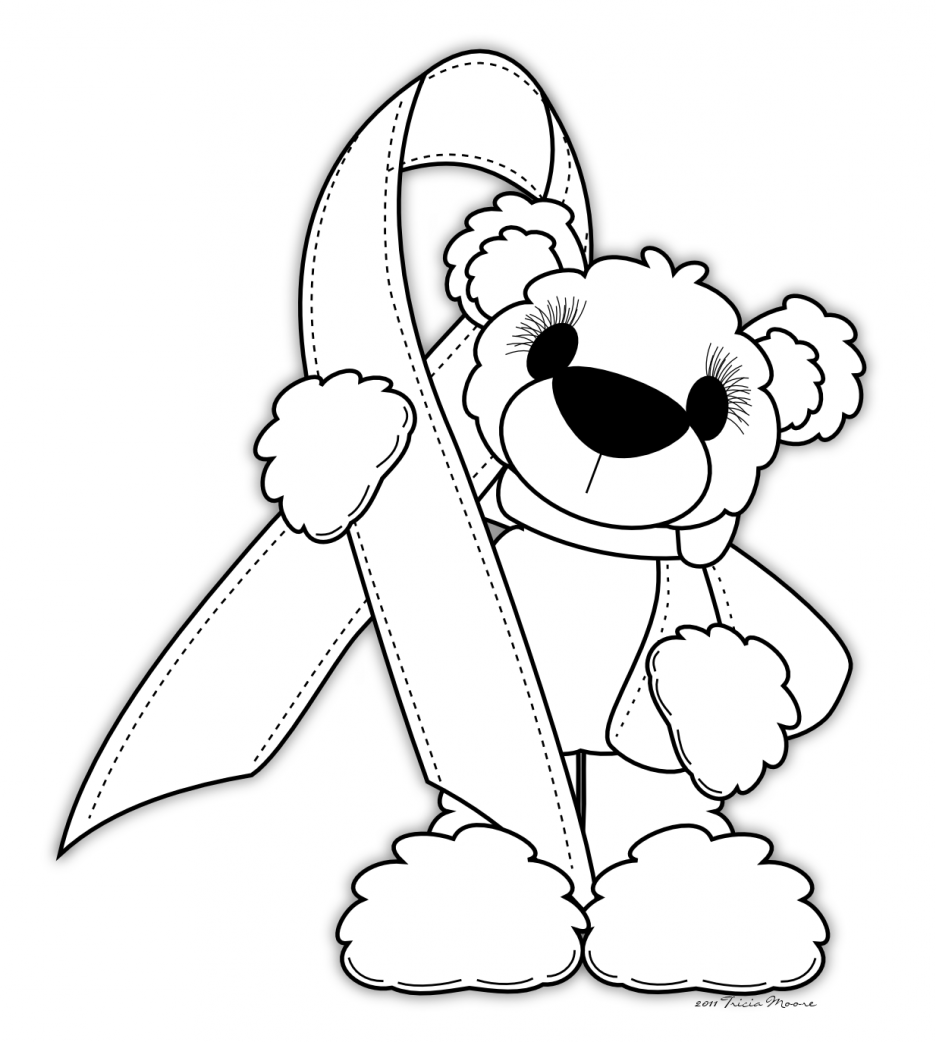 936x1042 Adult Ribbon Coloring Pages Free Printable Ribbon Coloring Pages