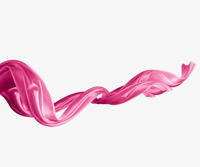 650x541 Pink Ribbon, Colored Ribbon, Ribbon, Pink Creative Png Image