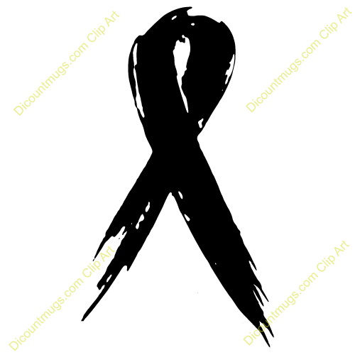 500x500 Cancer Ribbon Clipart