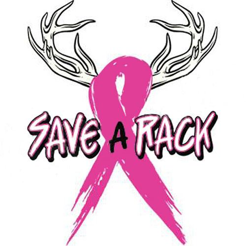 500x500 Save A Rack Breast Cancer Ribbon