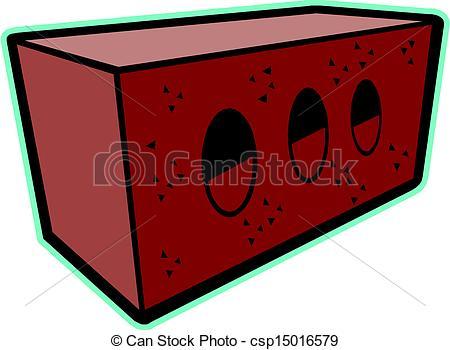 450x350 Brick Clipart Cartoon