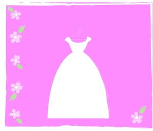 300x257 Bridal Shower Clipart Image