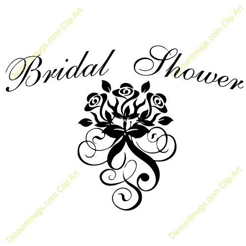 500x500 Bridal Clipart Free Shower