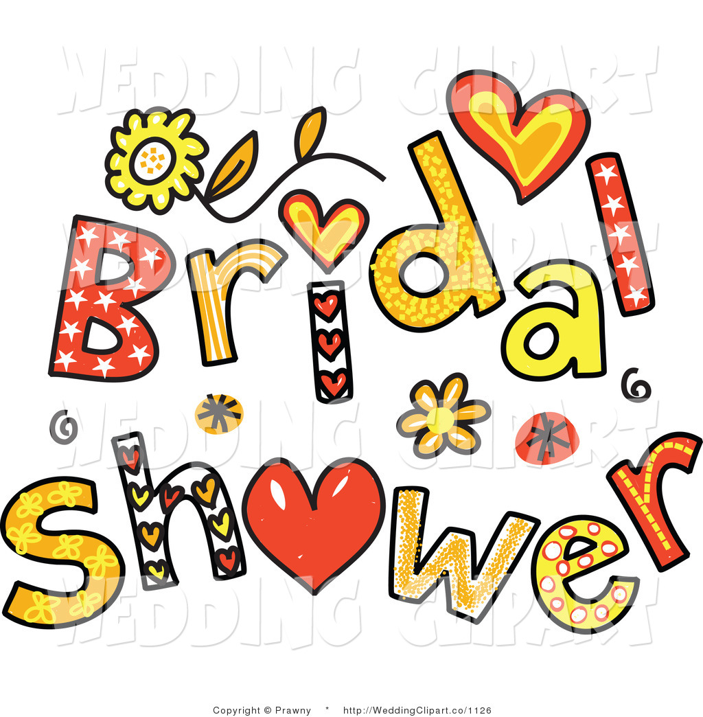 1024x1044 Clipart Shower Wedding
