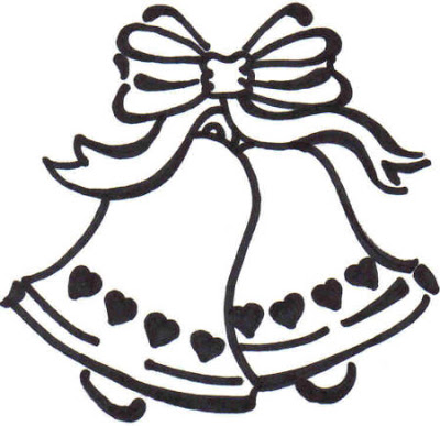 400x387 Bell Clipart Bridal Shower