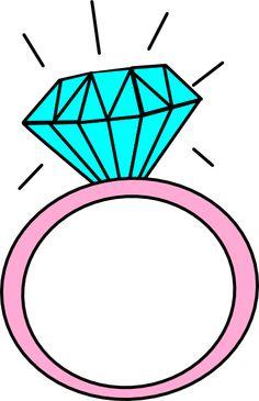236x365 Engagement Ring Cartoon 6 Art Project Engagement