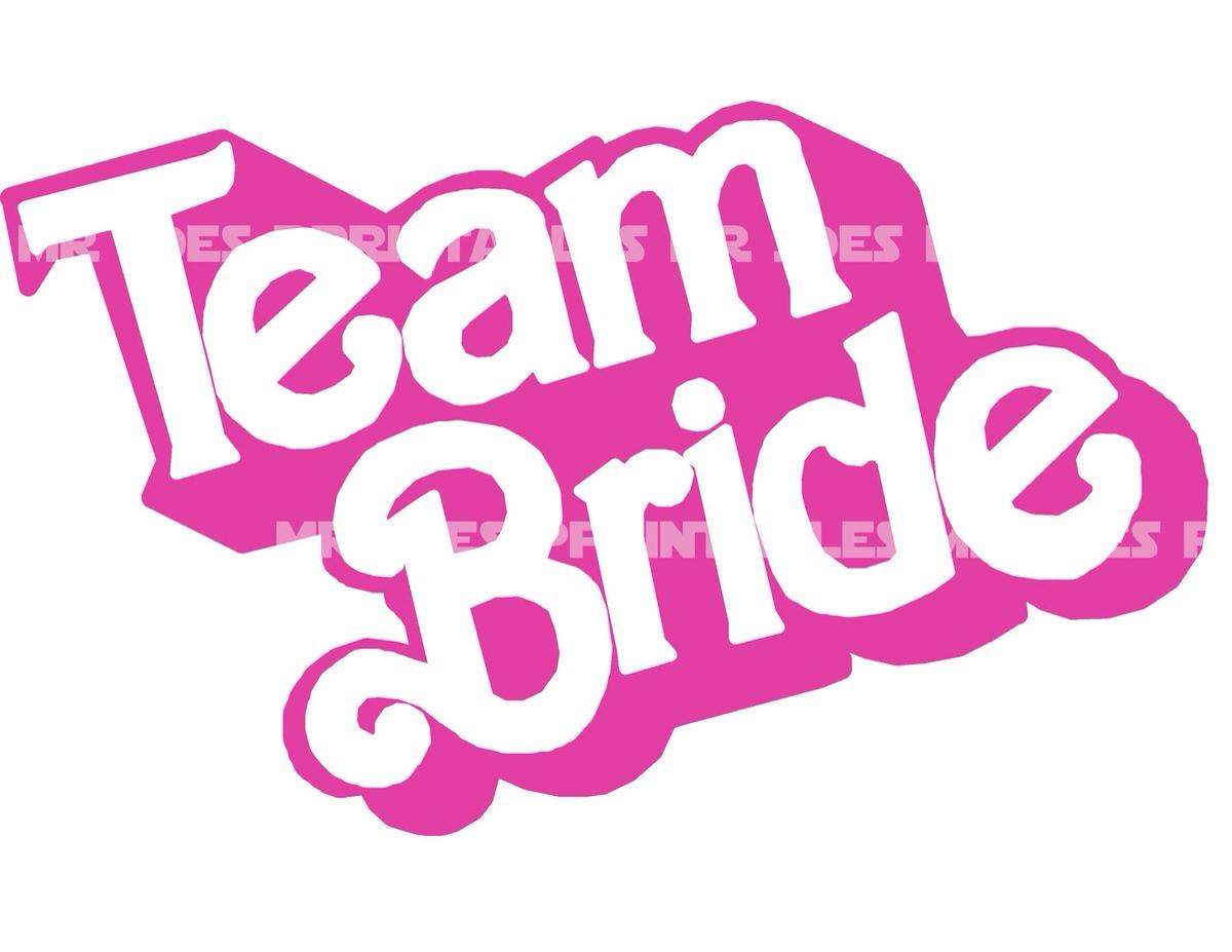 1200x927 Team Bride Bridal Shower Bachelorette Party Planning