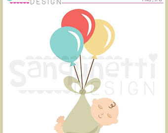340x270 Baby Shower Clipart Etsy